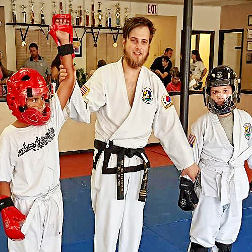 Photo of Youth Martial Arts Programs for children 7-12 years old