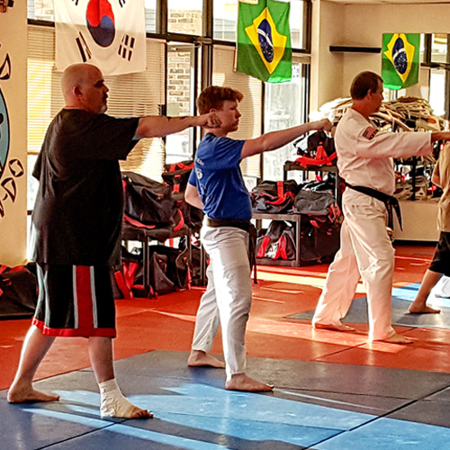 Photo of Adult Martial Arts Programs for teens and adults all ages